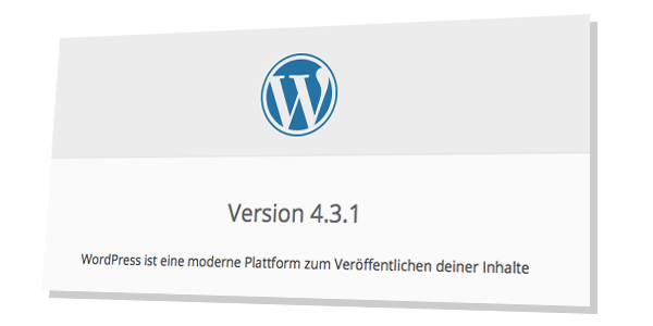 Wordpress Version herausfinden