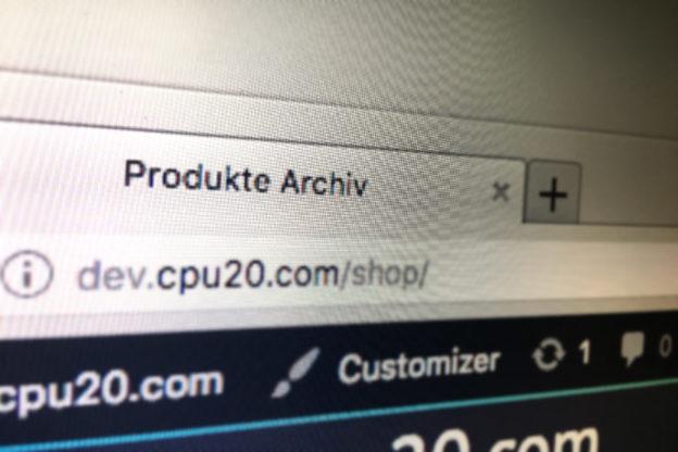 WordPress WooCommerce Titel Produkte Archiv anpassen
