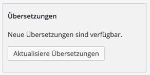 WooCommerce auf Deutsch Sie umstellen